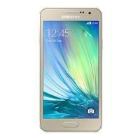 "Samsung Galaxy A3  Gold 2015 4.5"" 16GB 4G Unlocked & SIM Free"