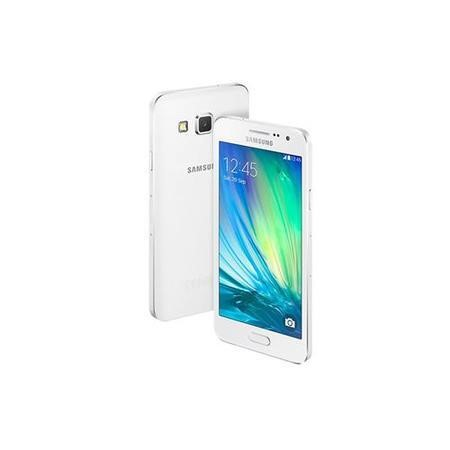 "Samsung Galaxy A3 White 2015 4.5"" 16GB 4G Unlocked & SIM Free"