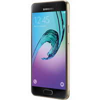 "Samsung Galaxy A3 2016 Gold 4.7"" 16GB 4G Unlocked & SIM Free"