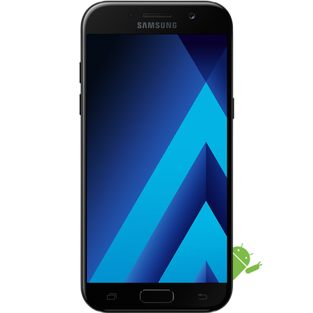 "Samsung Galaxy A5 2017 Black 5.2"" 32GB 4G Unlocked & SIM Free"