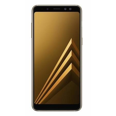 "Samsung Galaxy A8 Gold 5.6"" 32GB 4G Unlocked & SIM Free"