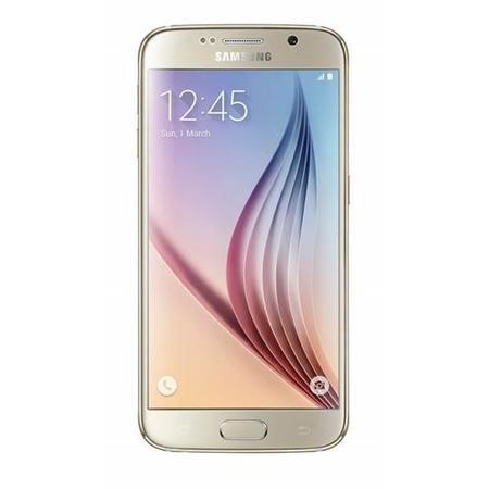 SM-G920FZDEBTU Samsung Galaxy S6 64GB Gold Simfree
