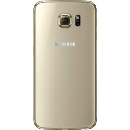 GRADE A1 - Samsung Galaxy S6 64GB Gold Simfree