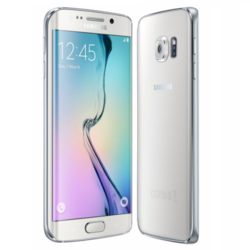 Samsung Galaxy S6 Edge White Pearl 64GB Unlocked & SIM Free