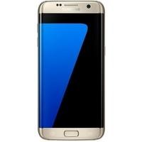 "GRADE A1 - Samsung Galaxy S7 Edge Gold 5.5"" 32GB 4G Unlocked & Sim Free"