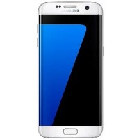 "Grade A Samsung Galaxy S7 Edge White 5.5"" 32GB 4G Unlocked & SIM Free"