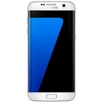 "GRADE A2 - Samsung Galaxy S7 Edge White 5.5"" 32GB 4G Unlocked & Sim Free"