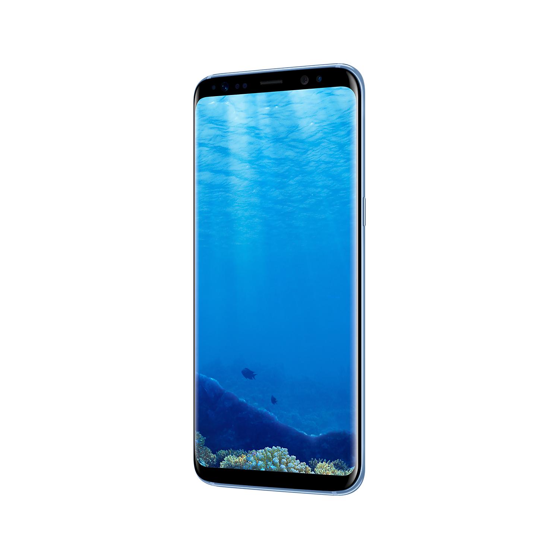 Samsung Galaxy S8 Coral Blue 5 8
