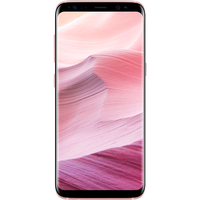 "Samsung Galaxy S8 Rose Pink 5.8"" 64GB 4G Unlocked & SIM Free"