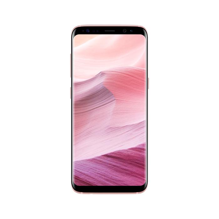 Samsung Galaxy S8 Rose Pink 5 8 64gb 4g Unlocked Sim Free