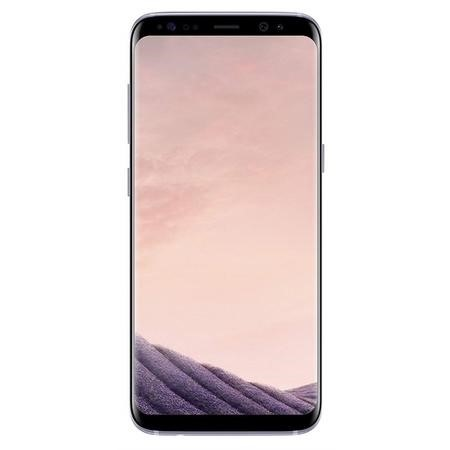 "Samsung Galaxy S8 Orchid Grey 5.8"" 64GB 4G Unlocked & SIM Free"