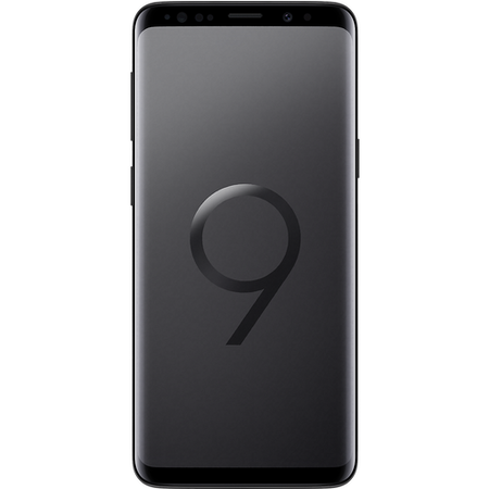 "SM-G960FZKABTU Samsung Galaxy S9 Midnight Black 5.8"" 64GB 4G Unlocked & SIM Free"