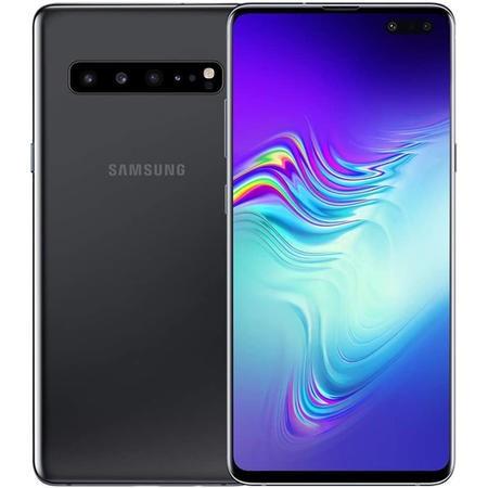 "Samsung Galaxy S10 5G Majestic Black 6.7"" 256GB 5G Unlocked & SIM Free"