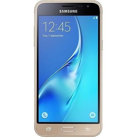 "Samsung Galaxy J3 Gold 2016 5"" 8GB 4G Unlocked & SIM Free"