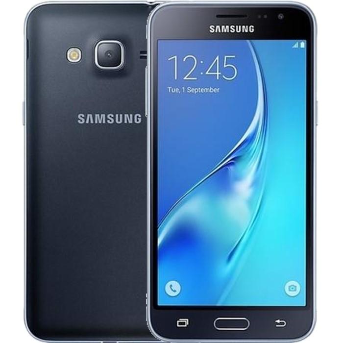 Samsung Galaxy J3 Black 2016 5 Inch 8GB 4G Unlocked SIM Free SM J320FZKNBTU