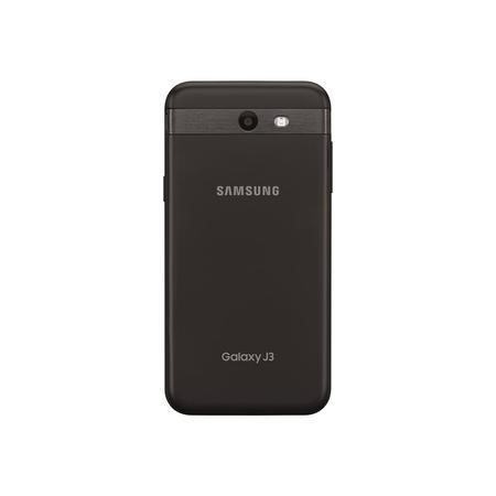 "Grade A Samsung Galaxy J3 2017 Black 5"" 16GB 4G"