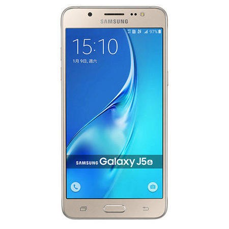 "Samsung Galaxy J5 2016 Gold 5.2"" 16GB 4G Unlocked & SIM Free"