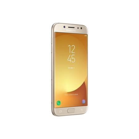 "Samsung Galaxy J5 2017 Gold 5.2"" 16GB 4G Unlocked & SIM Free"