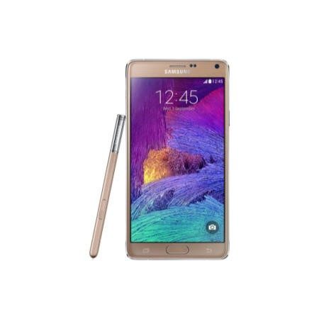 Refurbished Samsung Galaxy Note 4 Bronze Gold 32GB Unlocked & SIM Free