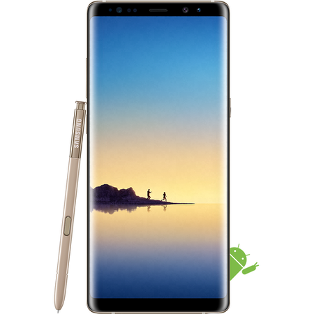 "GRADE A1 - Samsung Galaxy Note 8 Gold 6.3"" 64GB 4G Unlocked & SIM Free"