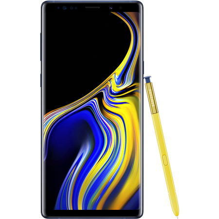 "Samsung Galaxy Note 9 Ocean Blue 6.4"" 512GB 4G Unlocked & SIM Free"