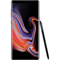 "Samsung Galaxy Note 9 Midnight Black 6.4"" 512GB 4G Unlocked & SIM Free"