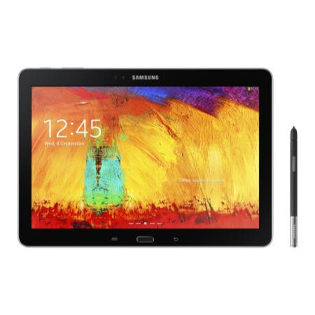 GRADE A1 - As new but box opened - Samsung Galaxy Note SM-P605 Quad Core 16GB SSD 10.1 inch 1600x2560 4G Android Tablet in Black