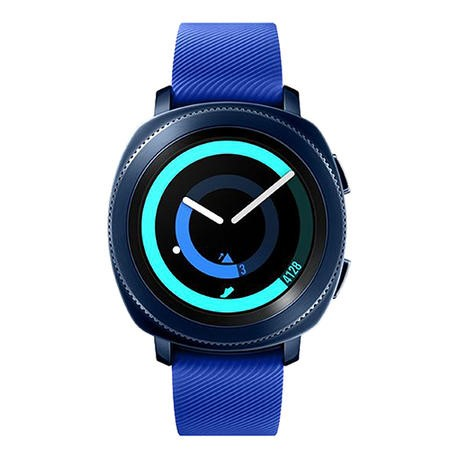 Samsung Gear Sport Smartwatch - Blue