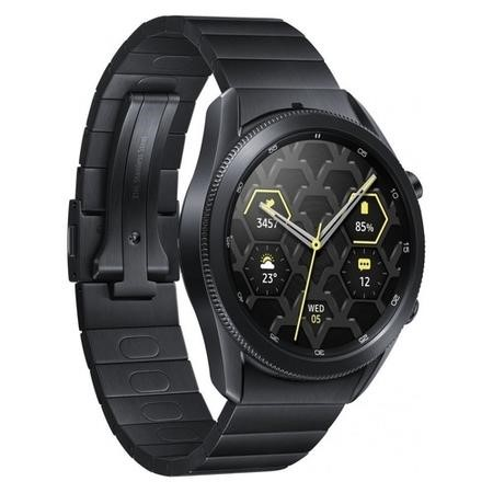 Samsung Galaxy Watch3 45mm Titanium - Mystic Black