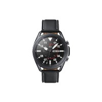 Samsung Galaxy Watch3 45mm Stainless Steel - Mystic Black