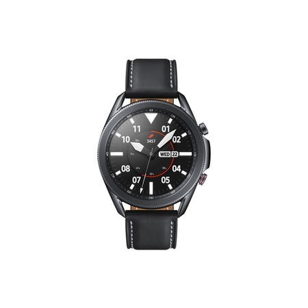 Samsung Galaxy Watch3 4G 45mm Stainless Steel - Mystic Black