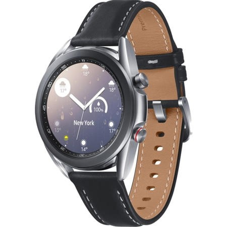 Samsung Galaxy Watch3 4G 41mm Stainless Steel - Mystic Silver