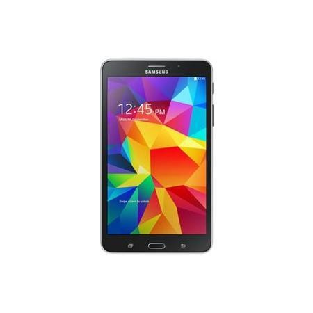 GRADE A1 - As new but box opened - Samsung Galaxy Tab 4 Quad Core 1.5GB 8GB 7 inch Android 4.4 Kit Kat 4G Tablet in Black