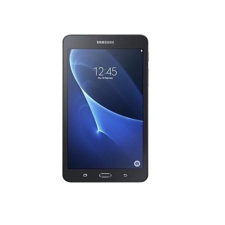 SM-T280NZKABTU Samsung Galaxy Tab A Qualcomm Snapdragon 410 1.3GHz 1.5GB 8GB 7 Inch Android 5.1 Tablet