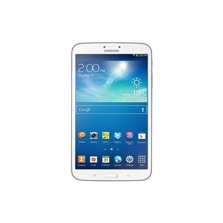 GRADE A1 - As new but box opened - Samsung Galaxy Tab 3 White WiFi - 8in 16GB WiFi