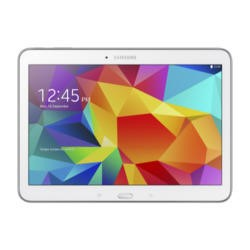 "GRADE A1 - As new but box opened - Samsung Galaxy Tab 4 10.1"" Android 4.4 KitKat Wi-Fi 16GB White"
