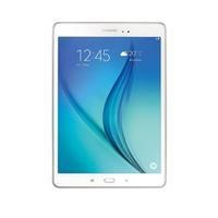 Samsung Galaxy Tab A Qualcomm Snapdragon 400 1.5GB 16GB 9.7 Inch Android 5.0 Tablet - White