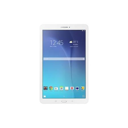 SM-T560NZWABTU Samsung Galaxy Tab E T-Shark 1.3GHz 1GB 8GB 9.6 Inch Android 4.4 Tablet - White