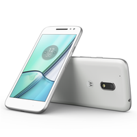 "Motorola Moto G4 Play White 5"" 16GB 4G Unlocked & SIM Free"