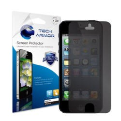 4 Way Privacy screen protector for Apple iPhone 5/5S - 1 pack