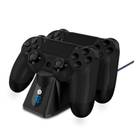 PS4 Twin USB Charging Dock & Play & Charge Cable