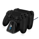 SP-C100 PS4 Twin USB Charging Dock & Play & Charge Cable
