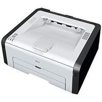 Ricoh SP211 Mono Laser Printer USB 22ppm 1200x600dpi 150 sheet paper tray