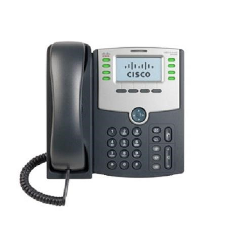 SPA508G Cisco Small Business Pro SPA 508G - VoIP phone - SIP SIP v2 SPCP