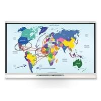 "Smart Board SPNL-6275 75"" 4K Ultra HD Interactive Touchscreen Display"