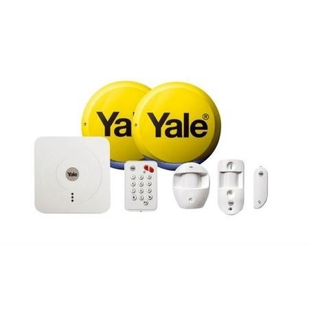 SR-330 Yale Smart Home Alarm & View Kit