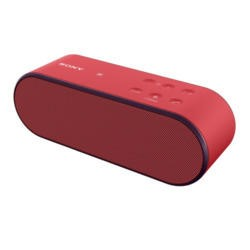 Sony SRS-X2W Wireless Bluetooth Speaker - Red