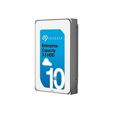 "Seagate Exos 10TB X-Class Nearline Enterprise SATA 3.5"" 512E Hard Drive"