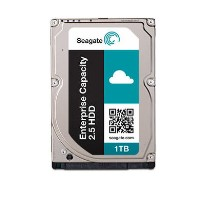 "Seagate Exos 1TB E-Class Nearline Enterprise SATA 2.5"" 512E Hard Drive"