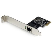 StarTech 1 Port PCI Express PCIe Gigabit Network Server Adapter NIC Card - Dual Profile
